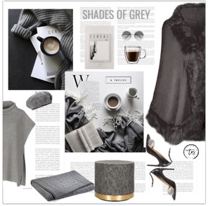 Shades of grey for Autumn