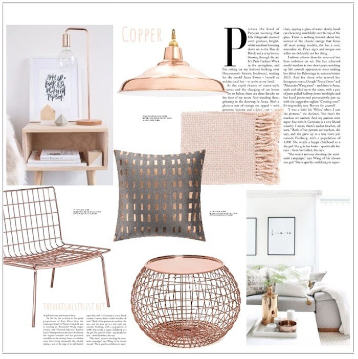 howtodecoratewithcopper