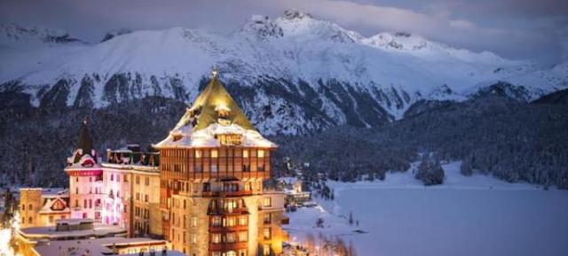 Badrutt's Palace St.Moritz