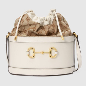 Gucci Women's design slippers and horsebit handbags