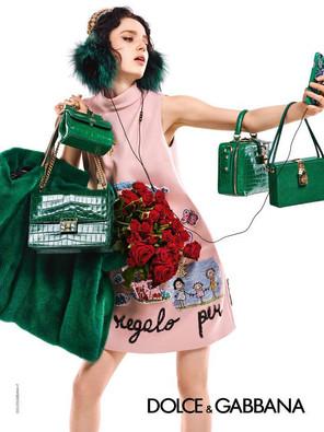 Ready-To-Wear Dolce and Gabbana Autumn/Winter 2015