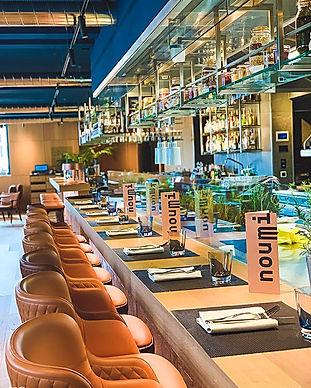 Restaurant Noumi Bellevue Palace Bern