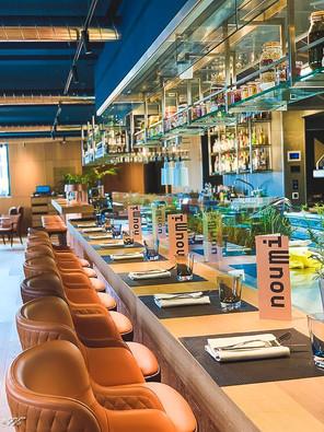 Restaurant Noumi-Hotel Bellevue Palace Bern