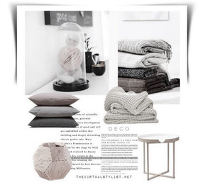 Decorating ideas on a Mood Board