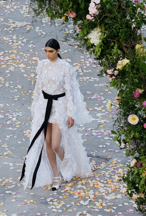 Chanel Spring/Summer 2021 haute Couture