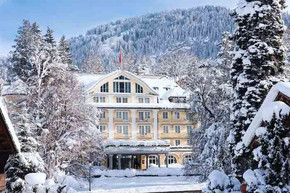A magical experience at Hotel Le Grand Bellevue Gstaad