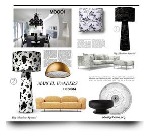 Marcel Wanders Design Collage