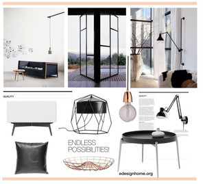 Design items from BoConcept