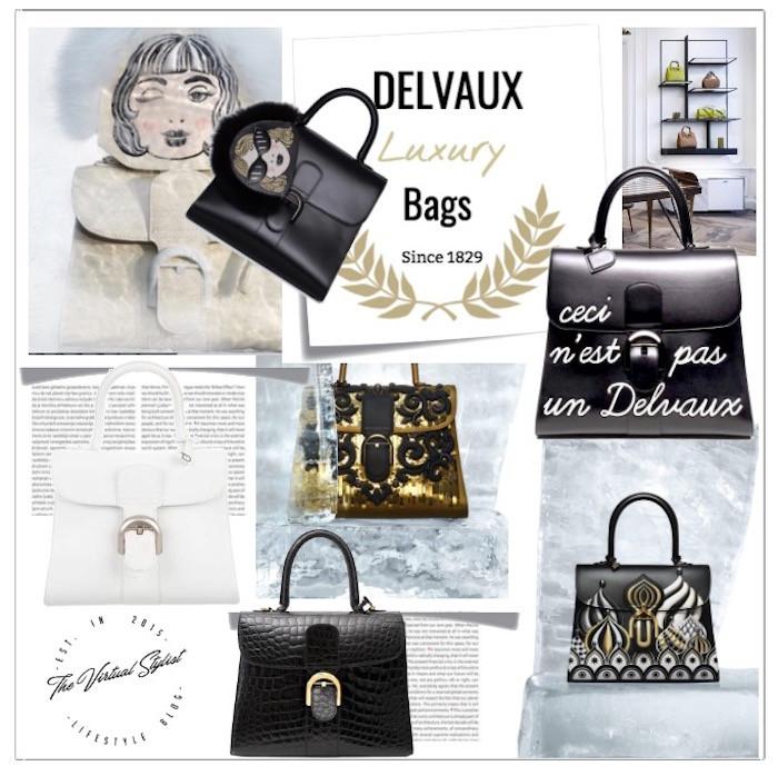 Delvaux luxury bags