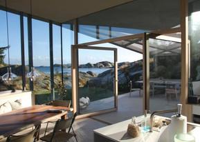 Norwegian Holiday Home by Studio Lund Hagem