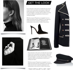 Get the look Military style