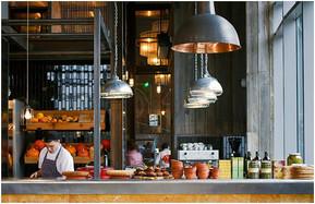 Jamie Oliver's restaurants and Deli's