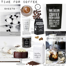 Let's talk about coffee, no facts just fun
