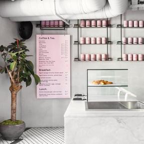 Greenwich Grind restaurant & bar Architecture by Biasol