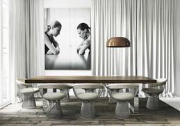 Modern apartment by Katty Schiebeck   Barcelona