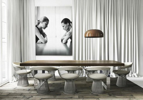 Modern apartment by Katty Schiebeck | Barcelona