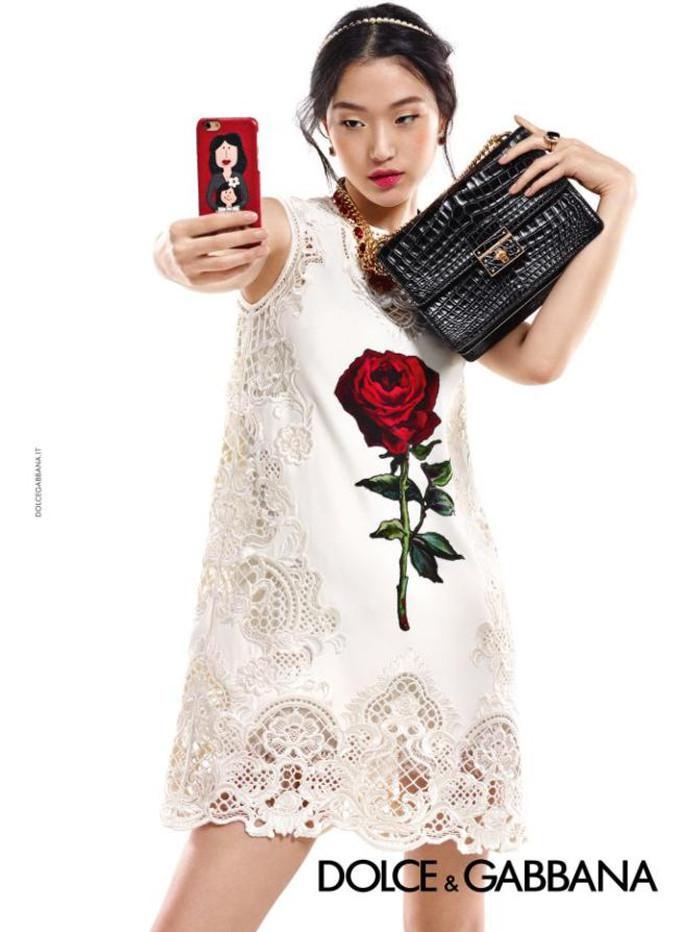 Dolce & Gabbana Ad Campaign Winter 2016