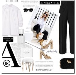 Get the look street style casual chic