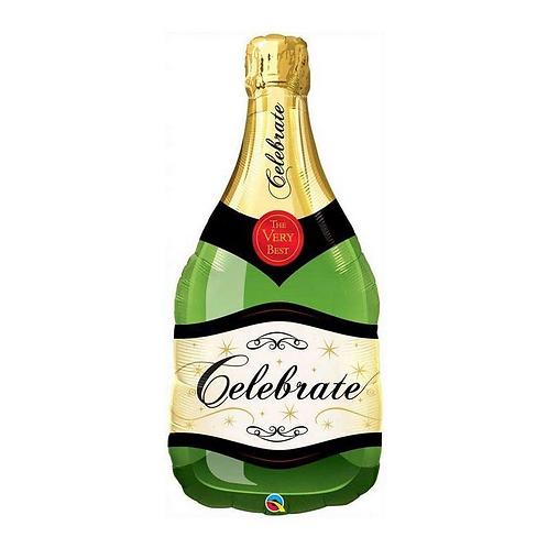 "Celebrate Champagne | 39"" Foil Balloon"