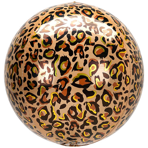 "16"" ORBZ Animal Printz Leopard Cheetah"