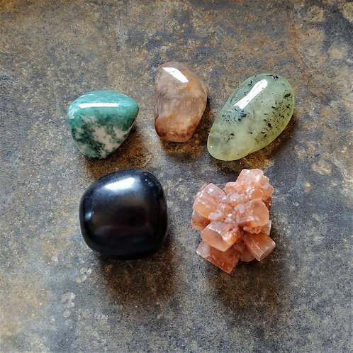 Ancestral Connection Crystal Kit