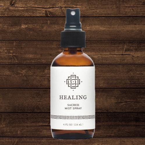 Healing Sacred Mist Spray