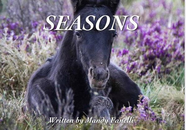Childrens Book - Seasons