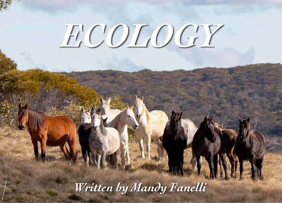 Childrens Book -Ecology