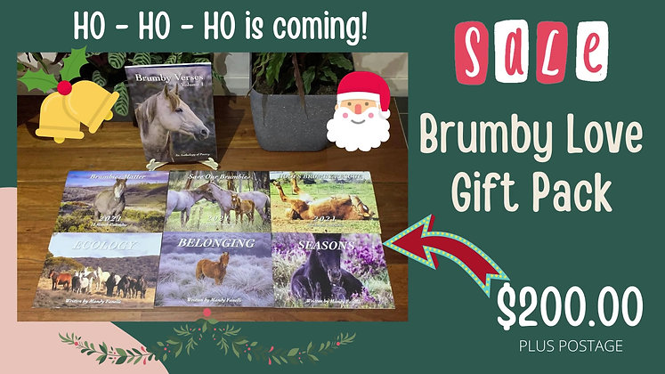 Brumby Love Gift Pack