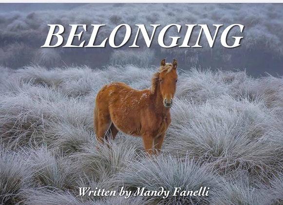 Childrens Book - Belonging