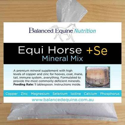 Equi Horse + SE Mineral Mix