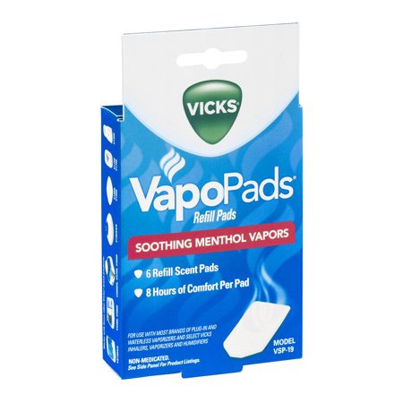 VapoPads - Soothing Menthol Vapours