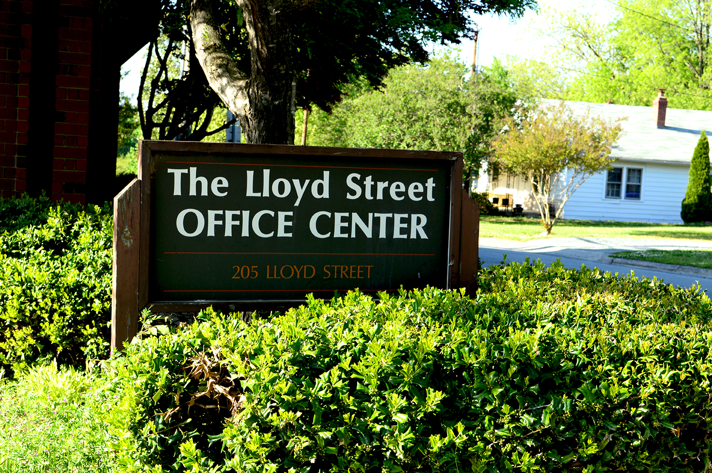 The Lloyd St. Office Center