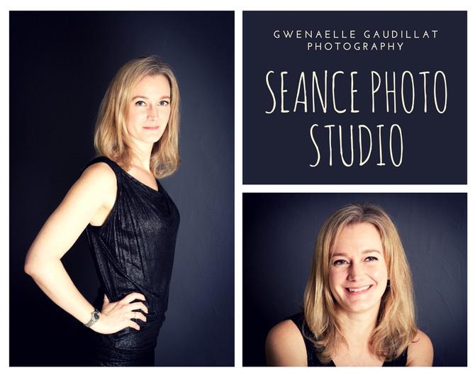 Séance photo studio portrait - Salon de Provence