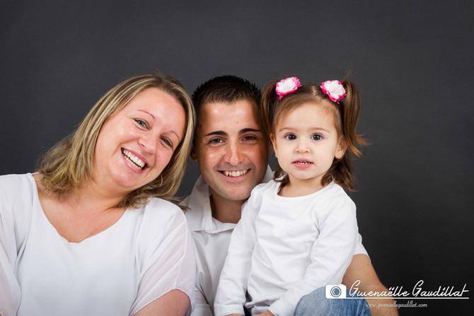 Séance photo famille Salon de provence