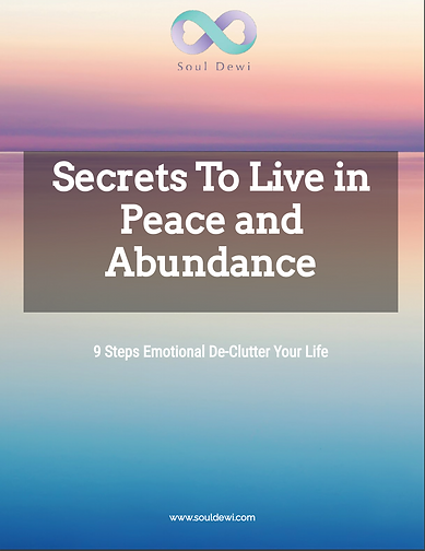 Secrets To Live In Peace And Abundance.p