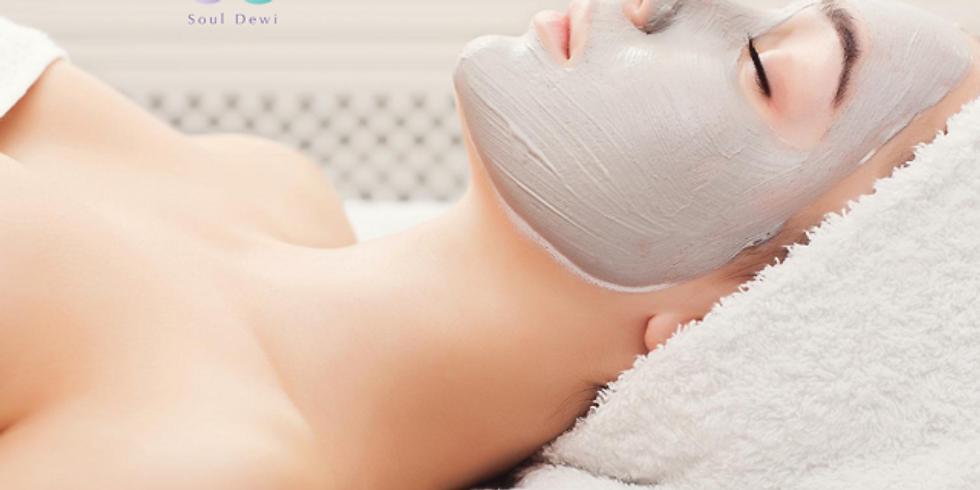 Online Class : Natural Face Mask