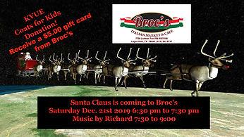 Santa Claus is coming to Lago Vista 12-2