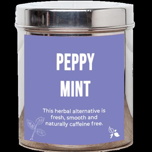 Peppy Mint Loose Leaf Tea