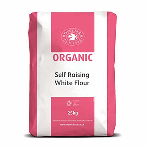 Organic Self- Raising White Flour
