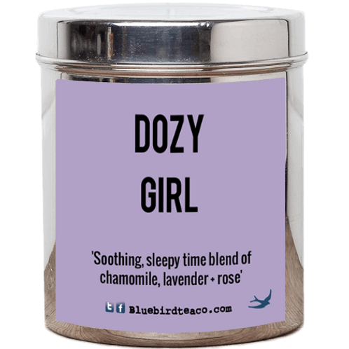 Dozy Girl Loose Leaf Tea