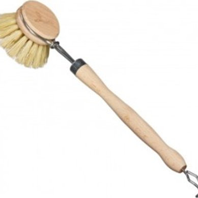 Wooden Dish Brush & Replacement Head