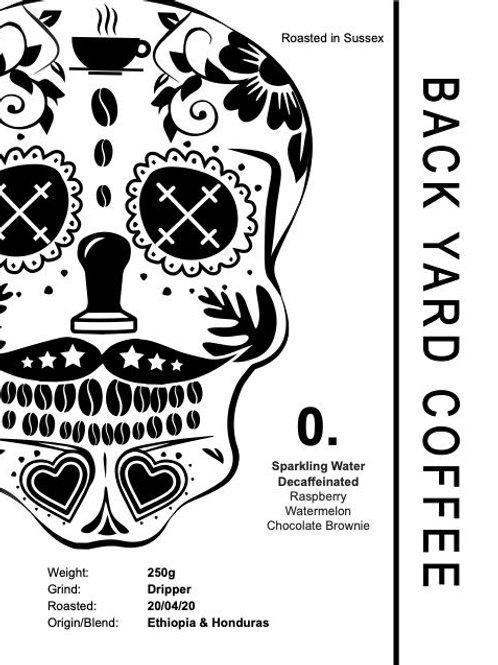 Back Yard Coffee Decaf