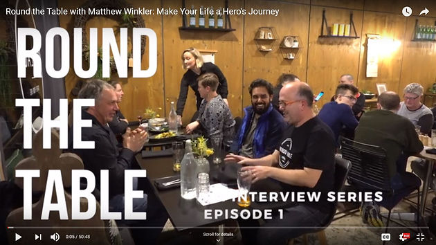 Round Table Podcast.Round The Table Podcast