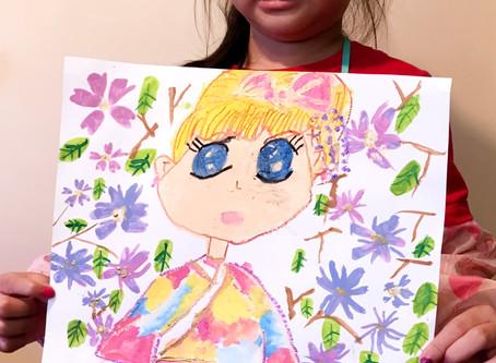 什麼時候兒童需要上畫畫課堂呢?
