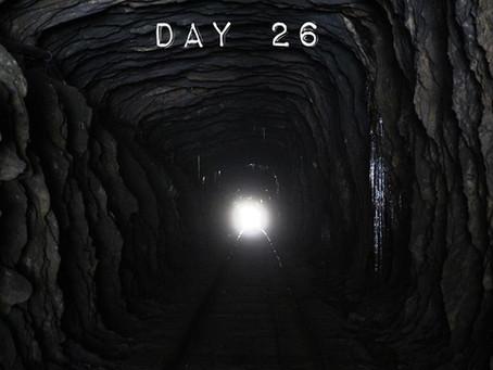 "ROAD to 31 Devotional Day 26- ""Mr Wonderful"""