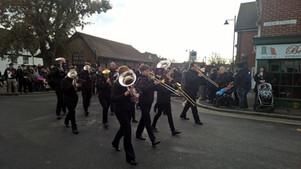 Remembrance Parade November 2017