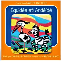 Equidée et Ardéidé
