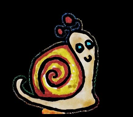 escargot NAÏF ET PAS BÊTE