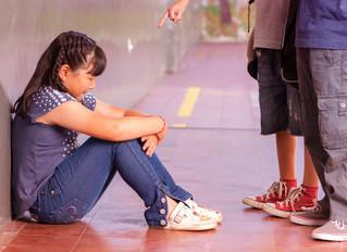 Escola. Um programa para acabar com o sofrimento e prejuízo causados a quem sofre bullying